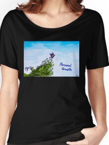 Personal Growth Women's Relaxed Fit T-Shirt