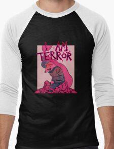 I AM TERROR 2 Men's Baseball ¾ T-Shirt