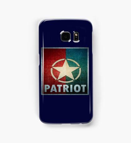 Logo - Patriot Samsung Galaxy Case/Skin