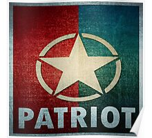 Logo - Patriot Poster
