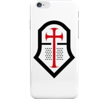 Crusader iPhone Case/Skin