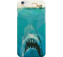 """""""You're Going To Need A Bigger Boat"""" iPhone Case/Skin"""