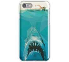 """You're Going To Need A Bigger Boat"" iPhone Case/Skin"