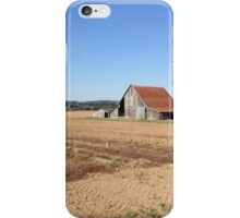 Washington Farming iPhone Case/Skin