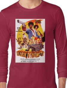 Black Dynamite 1 Long Sleeve T-Shirt