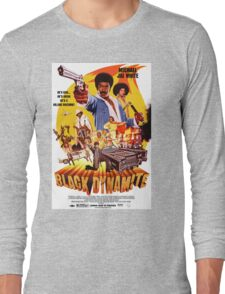 Black Dynamite 1 Long Sleeve T-Shirt