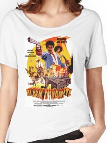Black Dynamite 1 Women's Relaxed Fit T-Shirt