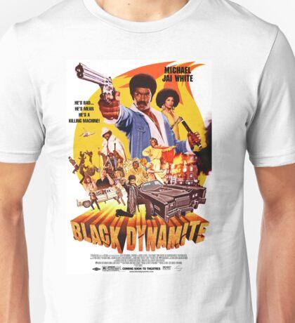 Black Dynamite 1 Unisex T-Shirt