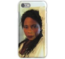 Masks and Identity defined by shadow iPhone Case/Skin