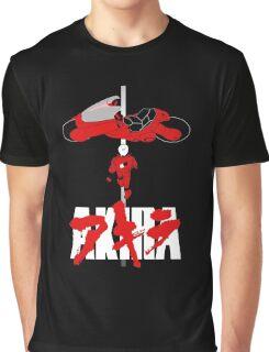 AKIRA Graphic T-Shirt
