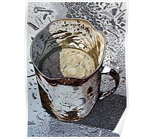 Cold Tea, Cheshunt Poster