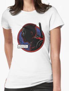 DEADPOOL SALE Womens Fitted T-Shirt