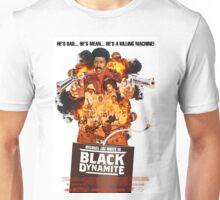 Black Dynamite 2 Movie Poster Unisex T-Shirt