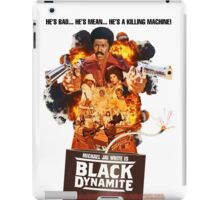 Black Dynamite 2 Movie Poster iPad Case/Skin