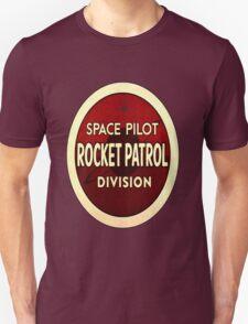 Logo - Rocket Patrol Unisex T-Shirt