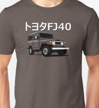 FJ 40 Unisex T-Shirt