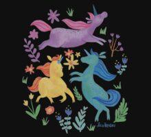 Unicorn Dreams Kids Tee