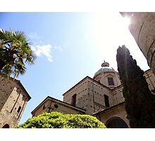 Looking Up in Ravenna Photographic Print