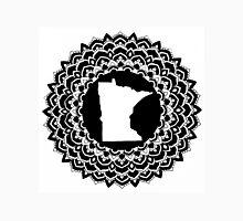 Minnesota Style Mandala Unisex T-Shirt