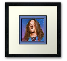 Ricky Phillips Framed Print