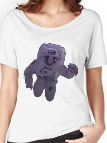 Lunar - Astronaut Women's Relaxed Fit T-Shirt