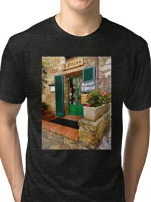 Could go for a bite! Tri-blend T-Shirt