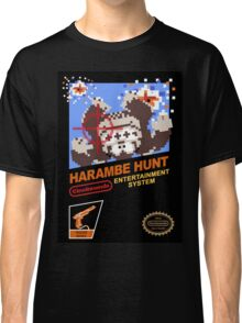 Harambe Hunt Classic T-Shirt