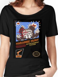 Harambe Hunt Women's Relaxed Fit T-Shirt