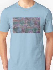 CUBIC QUILTED VINEYARD Unisex T-Shirt