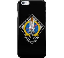 STS-135 Final Shuttle Mission Patch iPhone Case/Skin