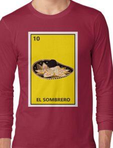 El Sombrero Long Sleeve T-Shirt