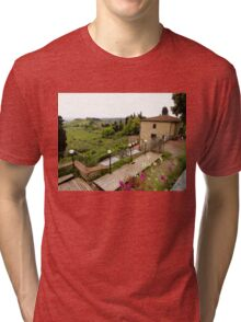 The Countryside Tri-blend T-Shirt