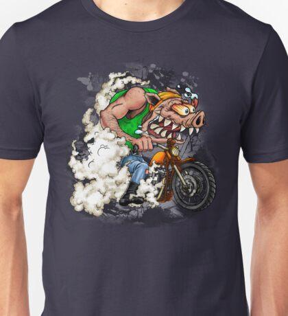 HOG FINK Unisex T-Shirt