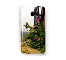 The Flowers Up Top Samsung Galaxy Case/Skin