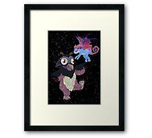 Moonkin Merriment Framed Print