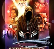 The Old Republic - Revelations of the Revanchist by FPArtistry
