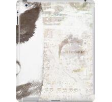 But Is It Craft or Art? iPad Case/Skin