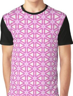 """""""pink matrix"""" abstract iPhoneography Graphic T-Shirt"""