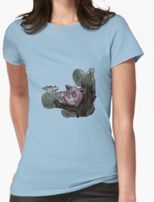 Jiggly! Womens Fitted T-Shirt