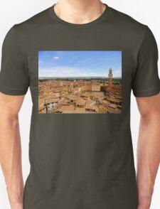 Piazza del Campo Unisex T-Shirt