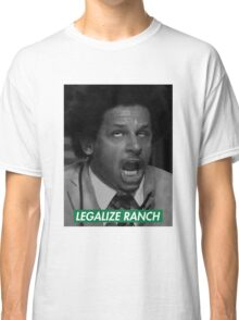 Legalize Ranch - Green - Eric Andre Picture - Supreme font Classic T-Shirt