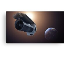 Spitzer Space Telescope Canvas Print