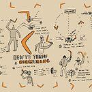 How to Throw a Boomerang by David Barneda