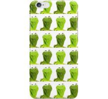 Kermit the Frog iPhone Case/Skin