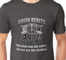 Logo - The Green Berets Unisex T-Shirt