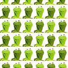 Kermit the Frog by Noelle Gravlee