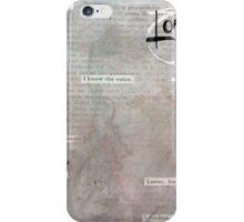 Noon Slumbers iPhone Case/Skin