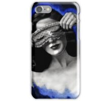 Dita Von Teese Beauty Sleep Pin Up Fan Art iPhone Case/Skin