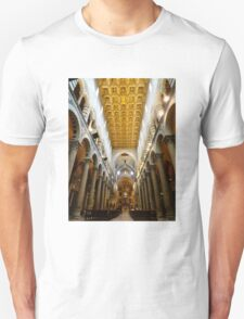 Cathedral Entrance Unisex T-Shirt