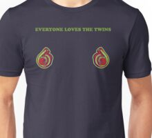 Everyone Loves The Twins 2 Unisex T-Shirt